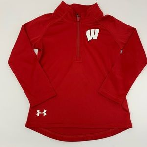 Under Armour Shirts & Tops - Under Armour Badger 1/4 zip (3T)